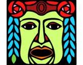Máscara Maia
