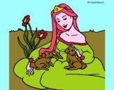 Princesa do bosque
