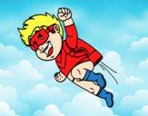 Herói a voar