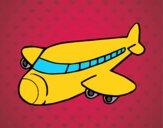 Avião boeing