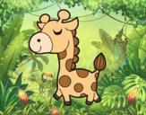 Girafa vaidosa