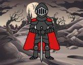 Cavaleiro com capa