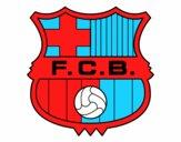 Emblema do F.C. Barcelona
