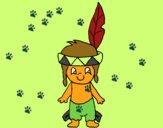 Pequeno índio