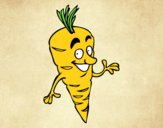 Senhor cenoura