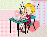 Exame da escola
