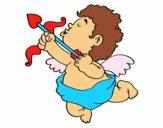 Cupido com sua flecha
