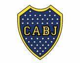 Desenho Emblema do Boca Juniors pintado por thauis