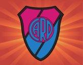 Emblema do Atlético River Plate