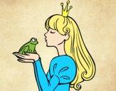 A princesa e da rã