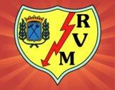 Emblema do Rayo Vallecano de Madrid