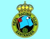 Emblema do Real Racing Club de Santander