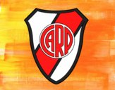 Emblema do Atlético River Plate
