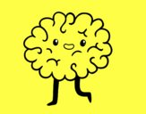 Cérebro kawaii