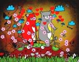 Ursos do amor