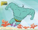 Bob Esponja - Plank-Tônus para o ataque
