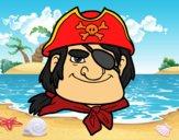Chefe pirata