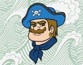Cabeça do pirata