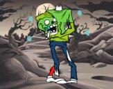 Zombie sem cabeça