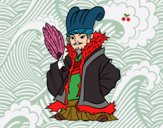Chinês militar Kong Ming