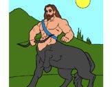 Centauro com arco