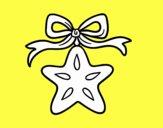 Uma estrela natalícia