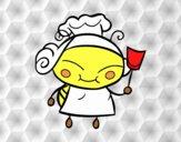 Abelha cozinheira