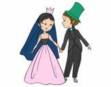 Um casamento Real