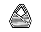 Dibujo de Bolsa de ombro