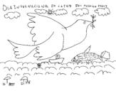 Dibujo de Dia Internacional da Paz