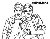 Dibujo de Gemeliers