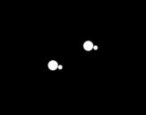 Desenho de Morango feliz para colorear