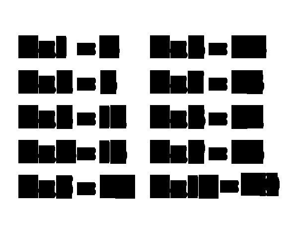 Desenho de Tabuada de Multiplicação do 4 para Colorir