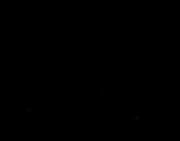 Desenho de Ursito monstruoso para colorear