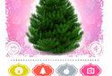Decorar a sua árvore de Natal