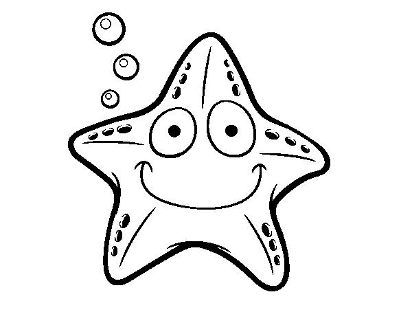 Único Páginas Para Colorear De Estrellas Náuticas Molde - Dibujos de ...